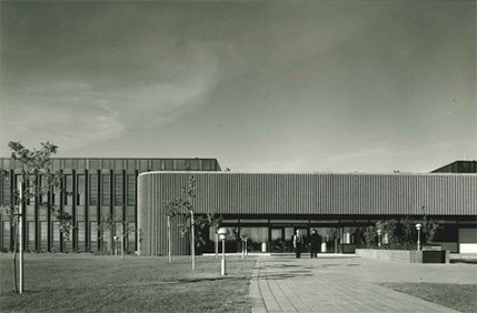 SDC headquarters 1963